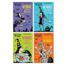 Winnie and Wilbur Fiction Pack(ㄧ套4本)